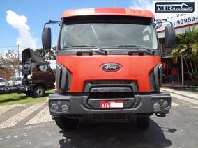 Ford Cargo 2628 4 Eixo 6x4 Basc.