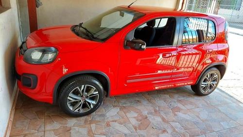 Fiat Uno 2017 1.3 Sporting Flex 5p
