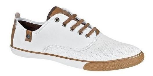 Tenis Blancos Pepe Jeans London Para Hombre