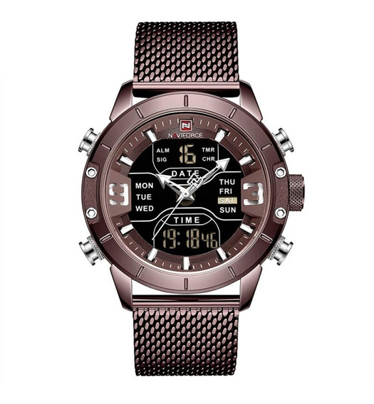 Relógio Masculino - A Prova D
