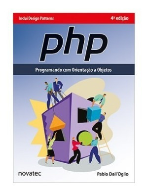 Php Programando Com Orientação A Objetos 4ª Edição E.novatec
