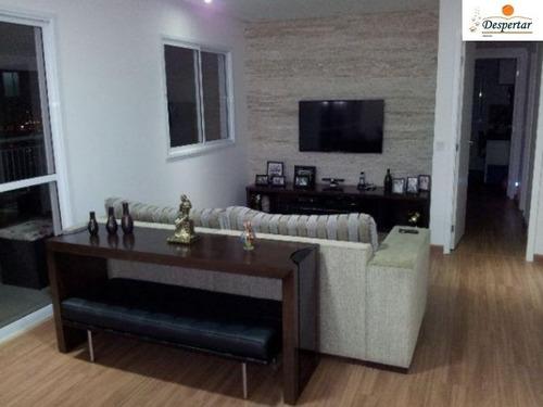 04349 -  Apartamento 3 Dorms. (1 Suíte), Pirituba - São Paulo/sp - 4349