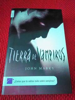 Tierra De Vampiros - John Marks