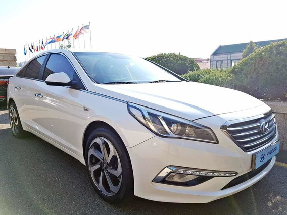 Hyundai Sonata Lf Full Con Todo