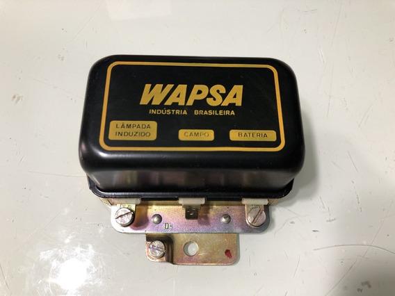 Regulador Tensão Voltagem Vw Brasilia Puma Rpb1 Original