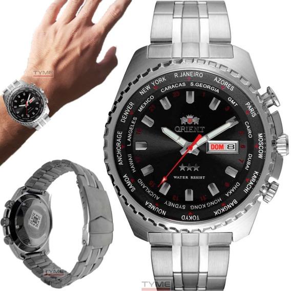Relógio Orient Masculino Automático 469ss057 P1sx + C/ Nfe