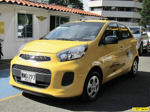 Kia Ion Ekotaxi 1250cc