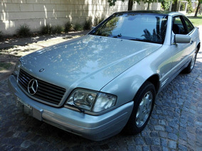 Mercedes Benz Clase Sl 320 Roadster 1998