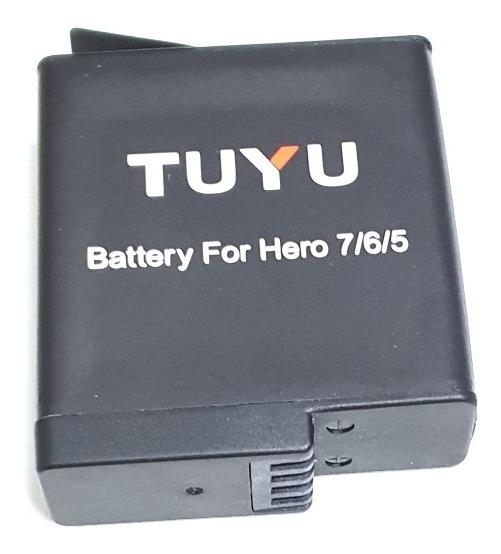 Bateria Para Gopro 5, 6, Ou 7 Tuyu, Ótima Qualidade Dudacell