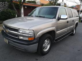 Chevrolet Suburban N Tela Aac At 2001