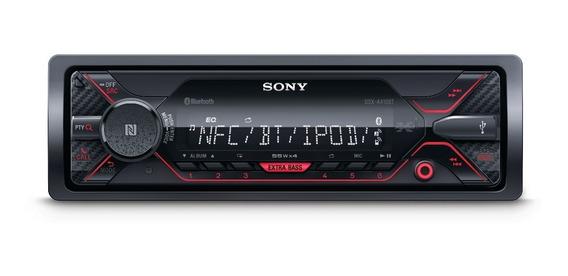 Radio Automotivo Sony Dsx-a410bt Mp3 Usb - Bluetooth