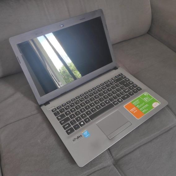 Notebook Positivo Xr7520+ Ssd 128gb Perfeito Funcionamento
