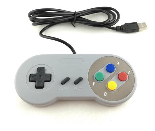 Control Gamepad Joystick Super Nintendo  Pc Linux Emuelec