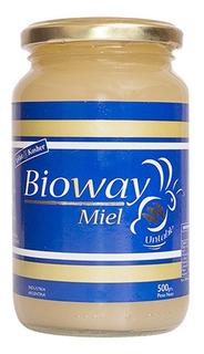 Miel De Abejas 100% Pura Bioway 500gr Kosher Solida