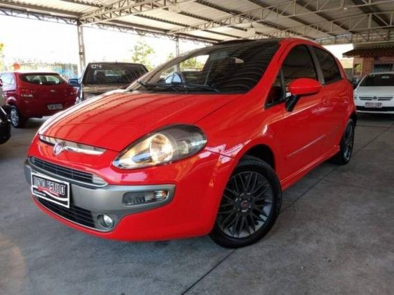 Fiat Punto Punto 1.8 Sporting 16v Flex 4p Manual