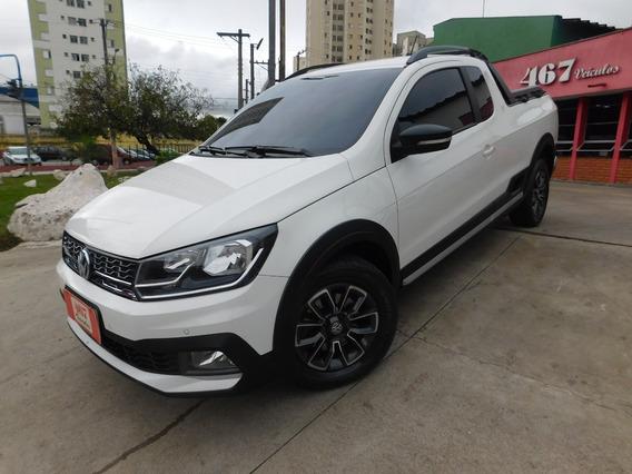 Volkswagen Saveiro Cross Ce 2017 Branca