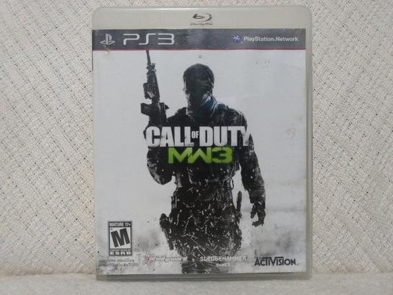 Jogo Ps3 Call Of Duty Mw3 Mídia Física