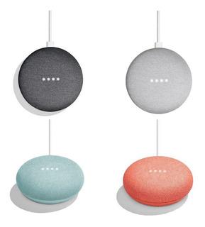 Google Home Mini Elige Tu Color 6 Cuotas Envíos Todo Chile