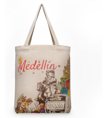 Bolsa Ecológica Terramarte / Diseño Medellin / En Algodón