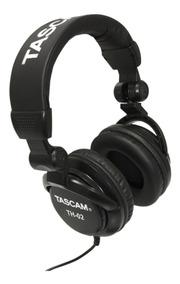 Fone Tascam Th-02 Studio Headphone Profissional