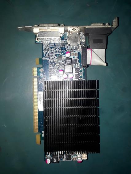 Placa De Video Radeon His 6570 Silence 1gb Ddr3 Pci-e Dvi/hd