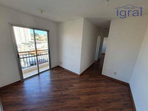 Imagem 1 de 30 de Apartamento À Venda, 52 M² Por R$ 305.000,00 - Vila Parque Jabaquara - São Paulo/sp - Ap1431