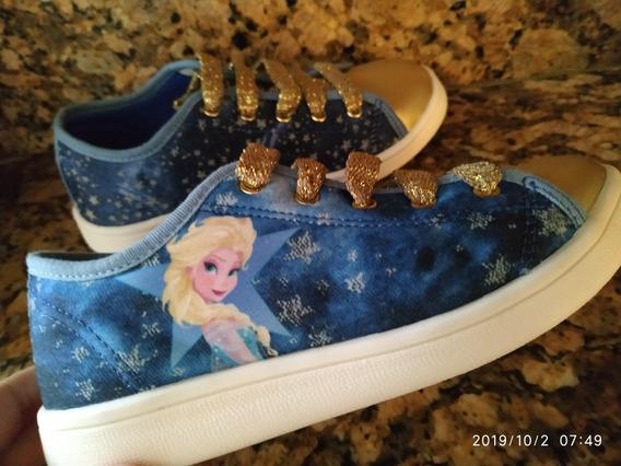 Zapatos De Frozen