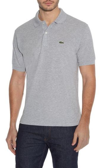 Camisa Polo Lacoste L1212 Masculina Original Nova