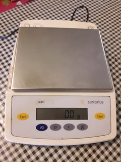 Bascula Electronica De Precision Para Joyeria Sartorius