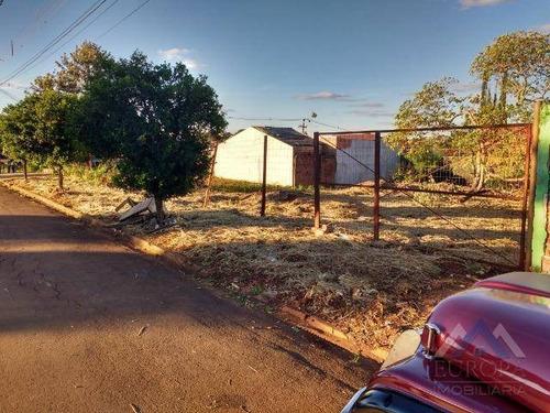 Terreno À Venda, 360 M² Por R$ 300.000,00 - Jardim Acapulco - Londrina/pr - Te0110