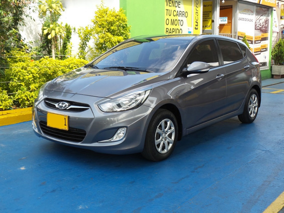 Hyundai I25 Accent 1.4 Aa