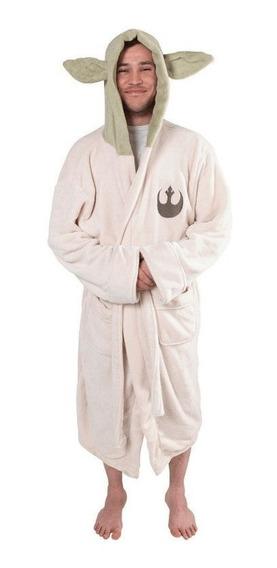 Bata De Baño Star Wars Yoda Talla Chica Envio Gratis Inmedia