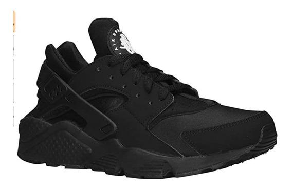 Lírico Editor retorta  Nike Huarache Negro | MercadoLibre.com.mx