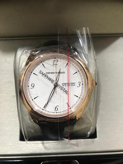Reloj Emporio Armani Esedra Ars8601 Nuevo Para Hombre
