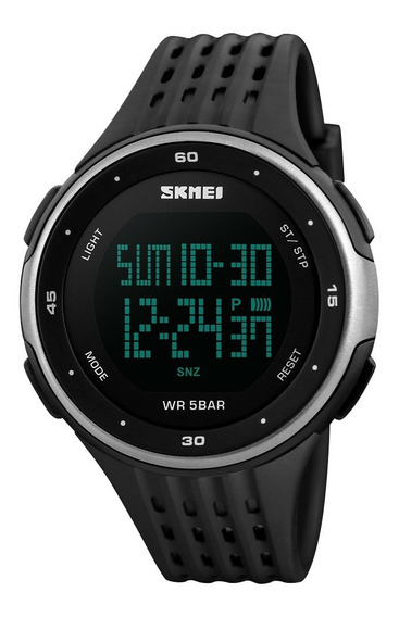 Reloj Skmei 1219 Resistente Al Agua Con Caja / Alfashop.cl