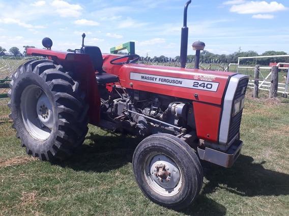 Tractor Massey Ferguson 240 Con Tres Puntos