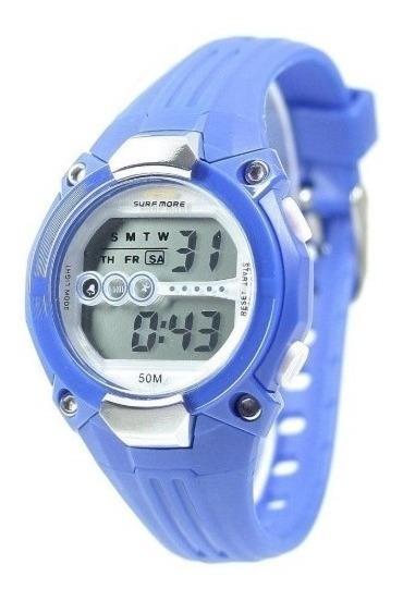 Relógio Infantil Kid Digital Original Prova D