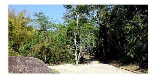 Terreno À Venda, 1038 M² Por R$ 90.000,00 - Vila Progresso - Niterói/rj - Te0157