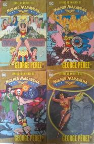 Lendas Do Universo Dc Mulher Maravilha Vol. 1 Ao 4