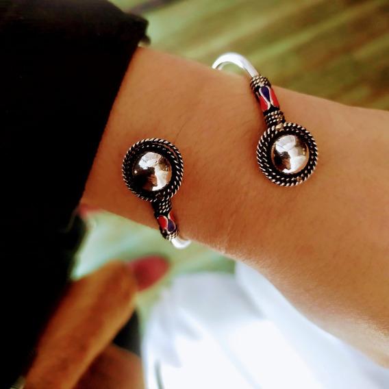 Bracelete Bali Esmaltado
