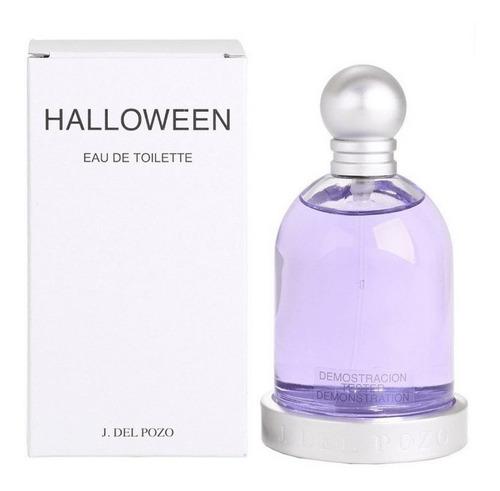 Imagen 1 de 1 de Perfume Halloween Tester Dama 100 Ml