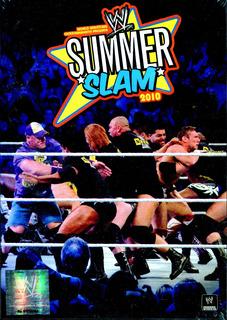 Dvd Wwe Summerslam ( 2010 ) - Kane / Rey Misterio / John Cen
