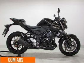 Yamaha - Mt 03 - 2019 Preta