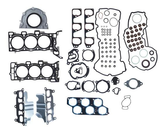 Jogo Juntas Motor Captiva Omega 3.6 V6 Alloytec E Flange