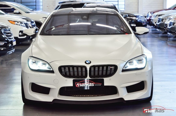 Bmw Serie M6 Gran Coupe 560hp 23 Milk Km Unico Dono