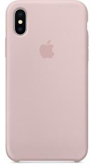 Funda De Silicona iPhone 5 6 7 8 X Xr Xs Xs Max Microcentro