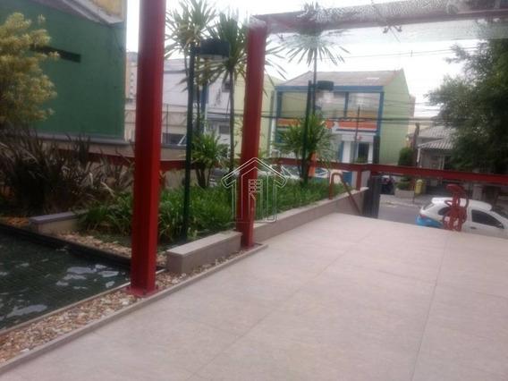 Sala Comercial Para Locação No Centro De Santo André. 100 Metros. - 8963