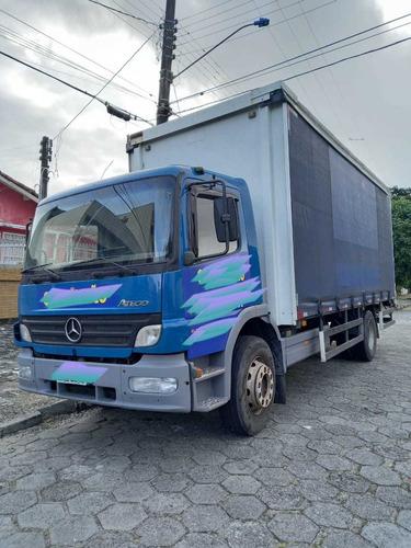 Imagem 1 de 9 de Mercedes-benz Atego 1418 4x2
