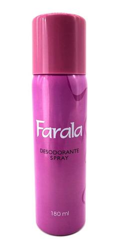 Desodorante Spray Farala 150 Ml