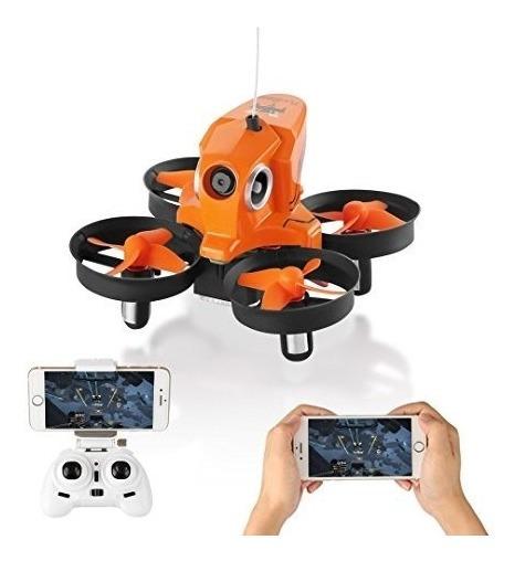 Mini Drone Com Câmera Promoção Furibee H801 + Brind Promoção